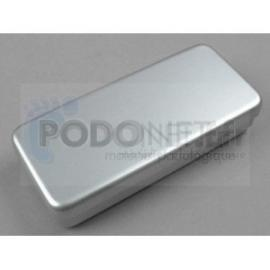 Boite aluminium 21 X 10 x 3