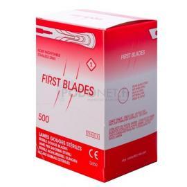 Lames de gouges first blades boite de 500 lames
