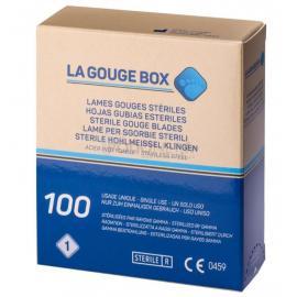 LAMES DE GOUGES BOX