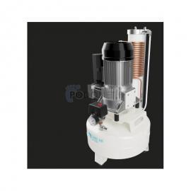 Compresseur SILENT 24L Bi cylindres air sec avec dessicateur