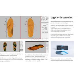 LOGICIEL DE SEMELLES